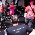 Ivete Sangalo se apresenta dentro do Camarote Schin no Carnaval 2015 Circuito Barra Ondina / Dodô na praia da Barra em Salvador - BA Foto: Raphael Castello/AGNews 12.02.2015