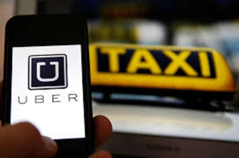 Menos impostos mais Uber.