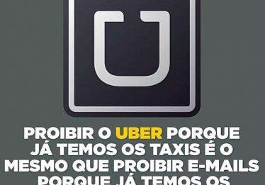 Menos impostos, mais Uber 2