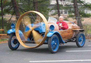 Seu carro voa?