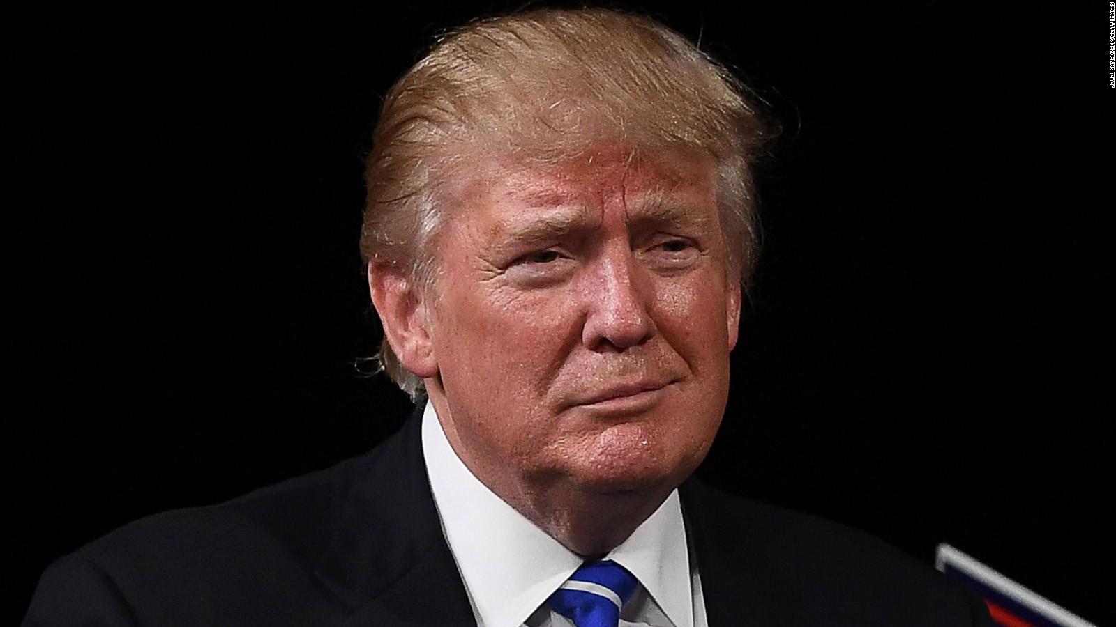 Trump quer 'expandir' potencial nuclear dos Estados Unidos