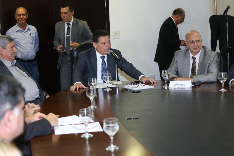 Marconi anuncia novas medidas de estímulo para empresas inovadoras