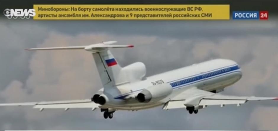 Avião militar da Rússia cai com 93 pessoas a bordo e não há sinais de sobreviventes