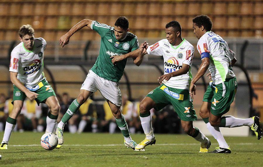 Palmeiras pode pegar Chapecoense no dia 21 e ser 1º rival de time após tragédia