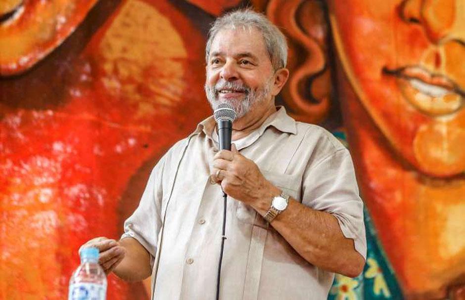PT deve lançar Lula como candidato à Presidência