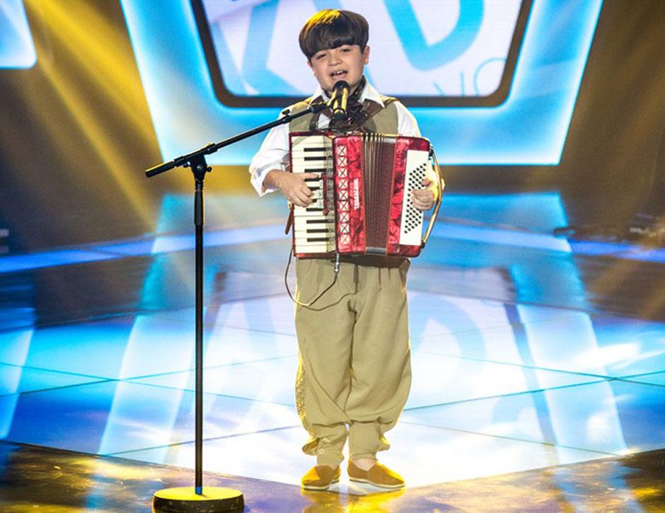 Participantes de The Voice Kids conquistam público com fofura e maturidade
