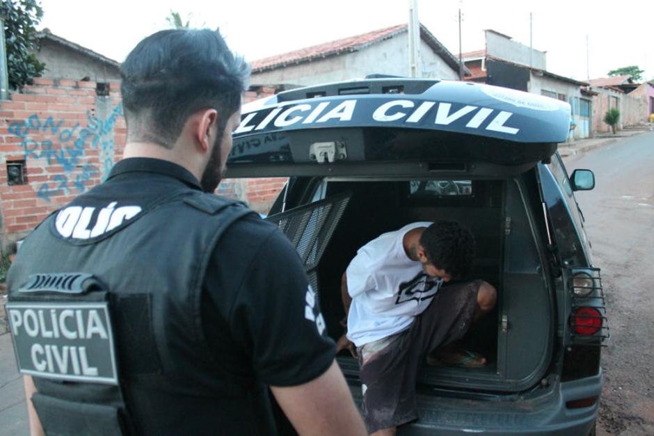 Polícia Civil defraga operação contra crimes patrimoniais em Goiânia