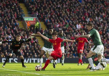 Liverpool tropeça em time da 4ª divisão e jogará 'replay' na Copa da Inglaterra