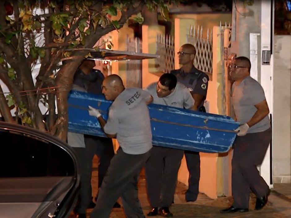Homem mata a ex-mulher, filho e mais dez familiares em SP
