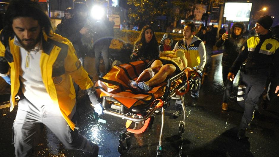 Ataque terrorista em boate na Turquia deixa 39 mortos