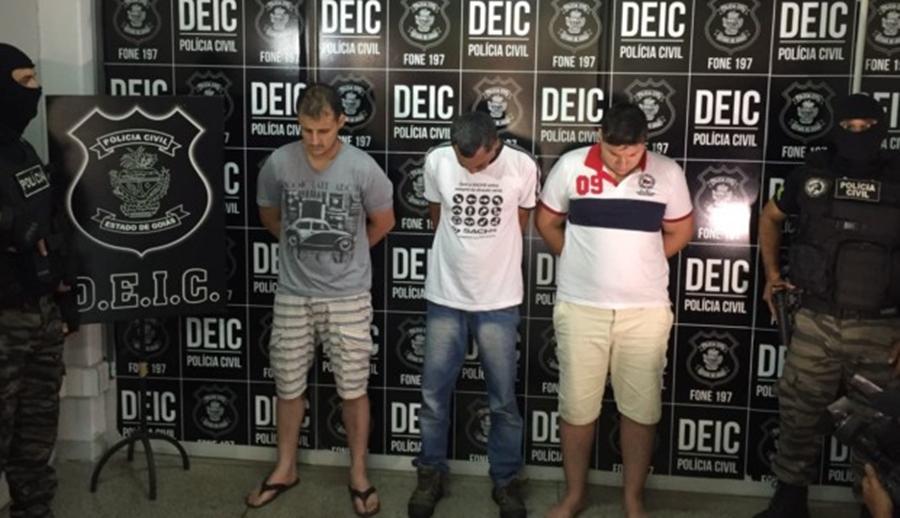 Polícia Civil desmantela quadrilha que sonegava impostos por meio de empresas de fachada