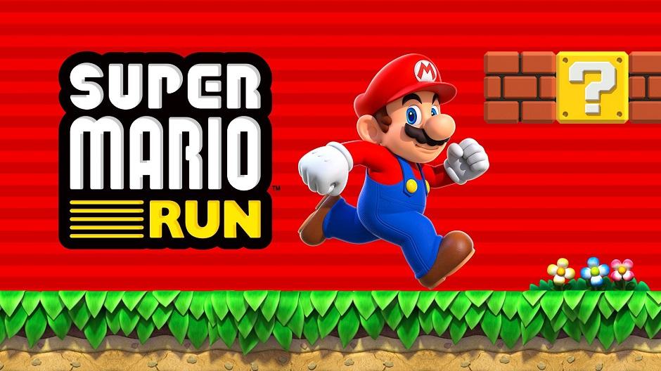 Versão gratuita de Super Mario Run já foi baixada 40 milhões de vezes