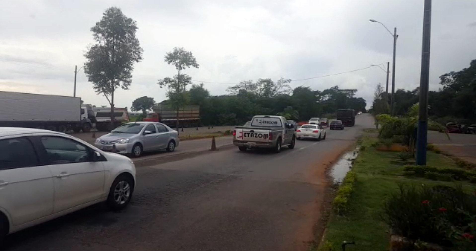 Estradas federais já registram aumento no fluxo de veículos e de infrações em Goiás