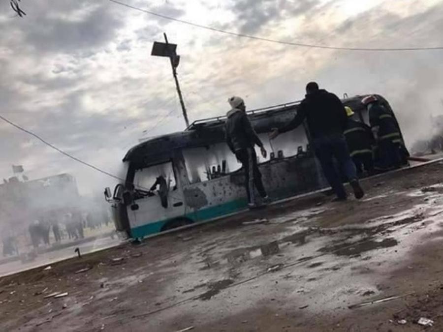 Em meio a visita de Hollande, ataque com carro-bomba mata ao menos 18 em Bagdá
