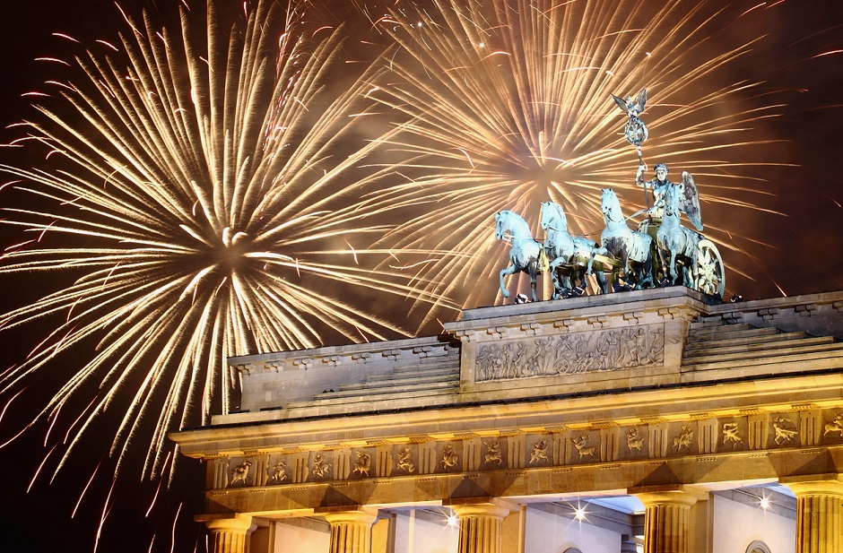 Países reforçam segurança para comemoração da virada