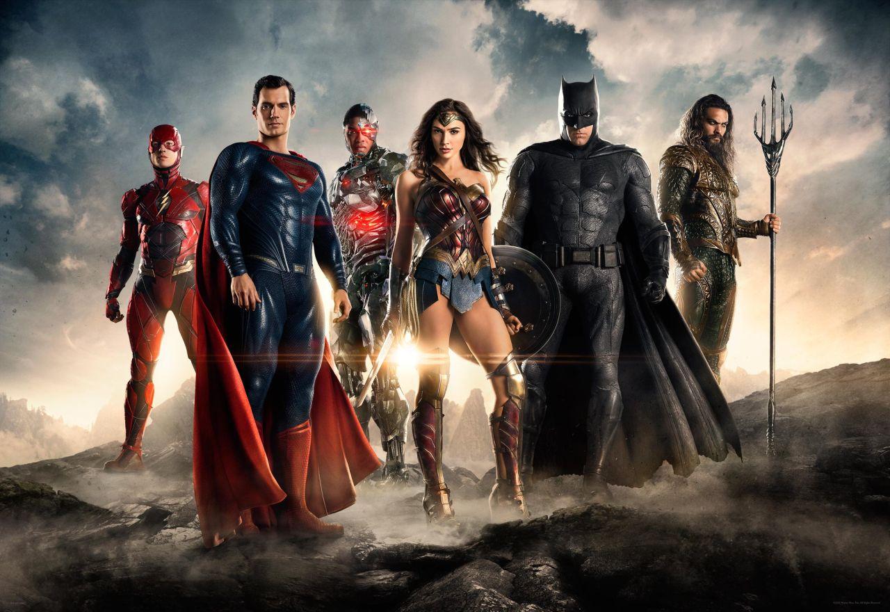 Lex Luthor e Rainha Hipólita irão aparecer em Liga da Justiça