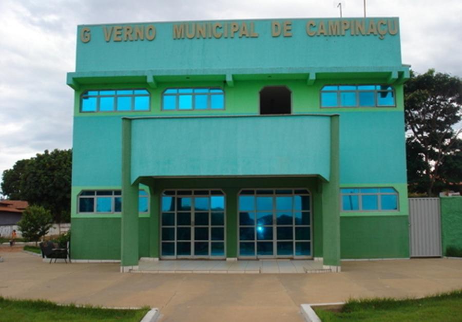 Prefeito de Campinaçu e mais 9 são denunciados por fraudes em licitação e apropriação de rendas públicas