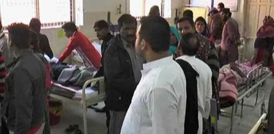 Bebida alcoólica tóxica mata 27 pessoas no Paquistão