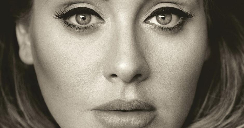 Novo disco de Adele foi o mais vendido de 2016