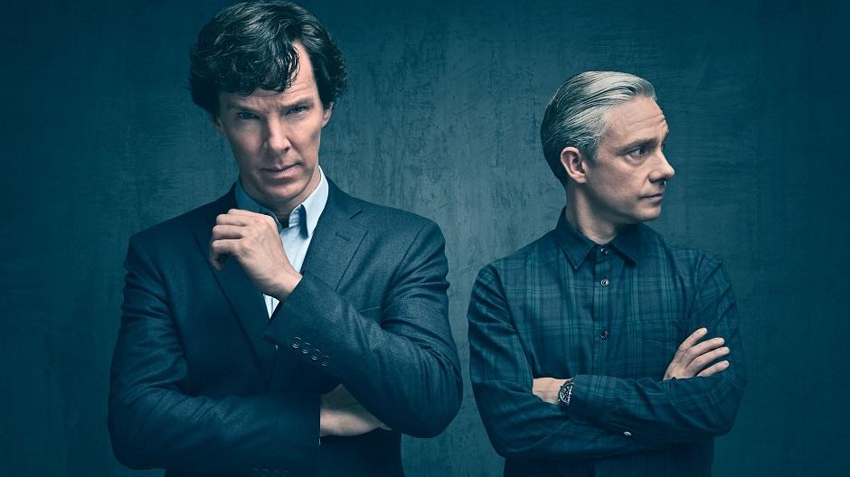Quarta temporada de Sherlock bate recorde de audiência