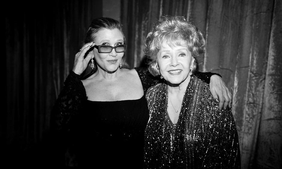 Debbie Reynolds morre aos 84 anos, um dia após a filha Carrie Fisher