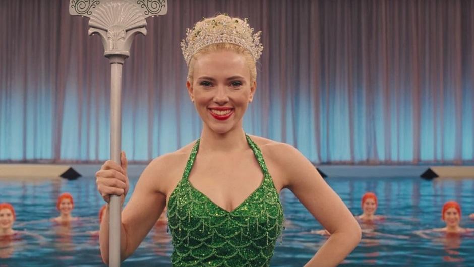 Scarlett Johansson foi a atriz mais lucrativa do ano