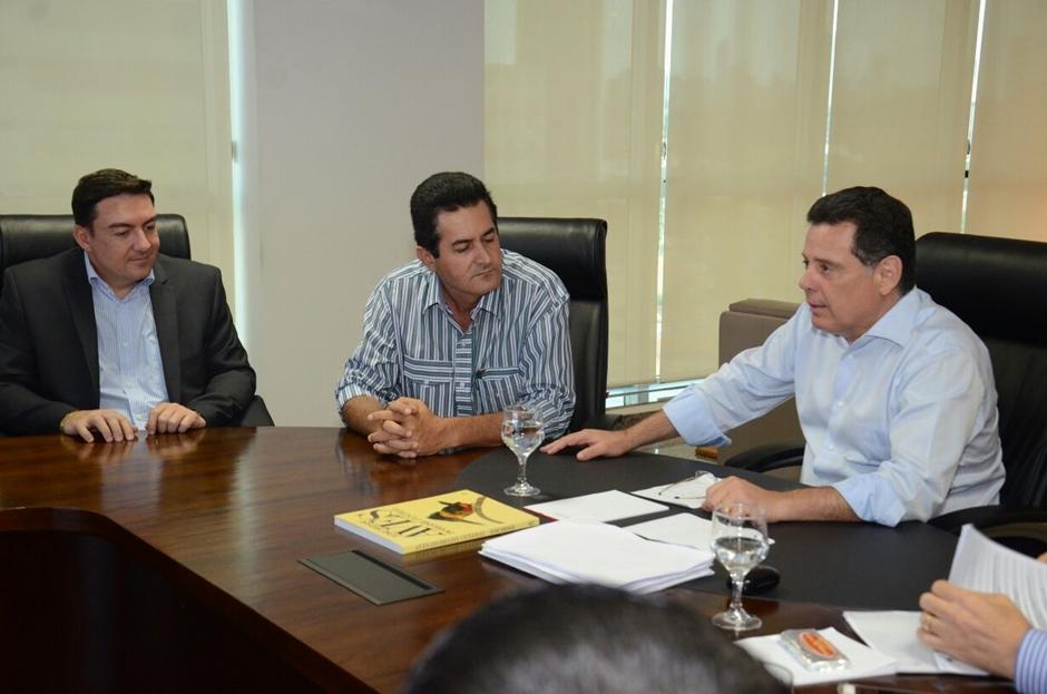 Prefeitos eleitos destacam empenho de Marconi na defesa dos interesses dos municípios