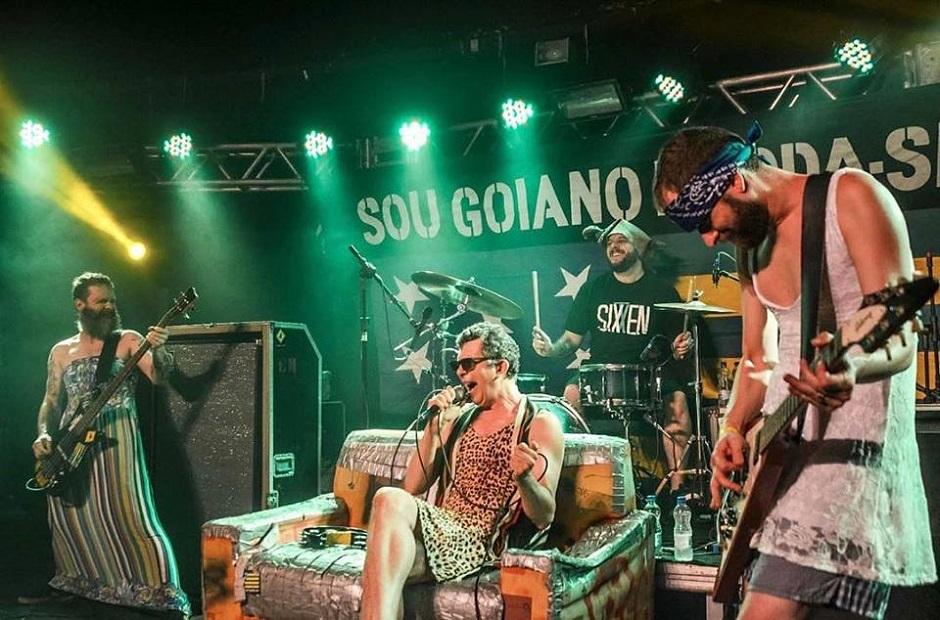 Rollin' Chamas, Overfuzz e mais sete bandas tocam no Festival PontaPé