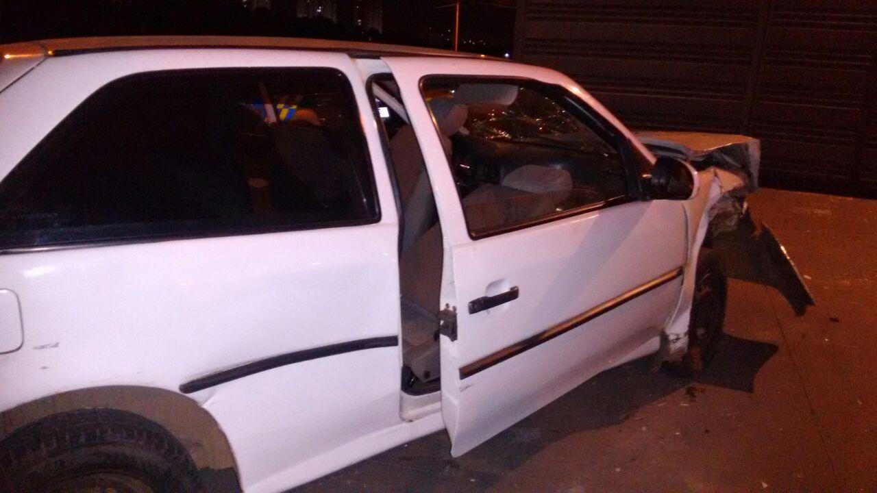 Veículo roubado é recuperado no Bairro Goyá, em Goiânia