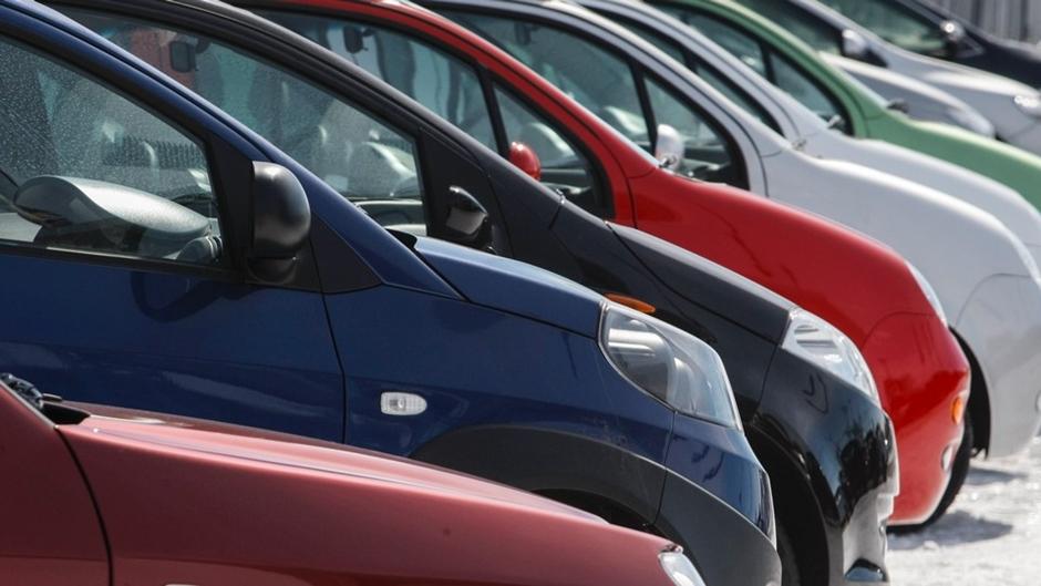 Vendas de veículos caíram 20% em 2016