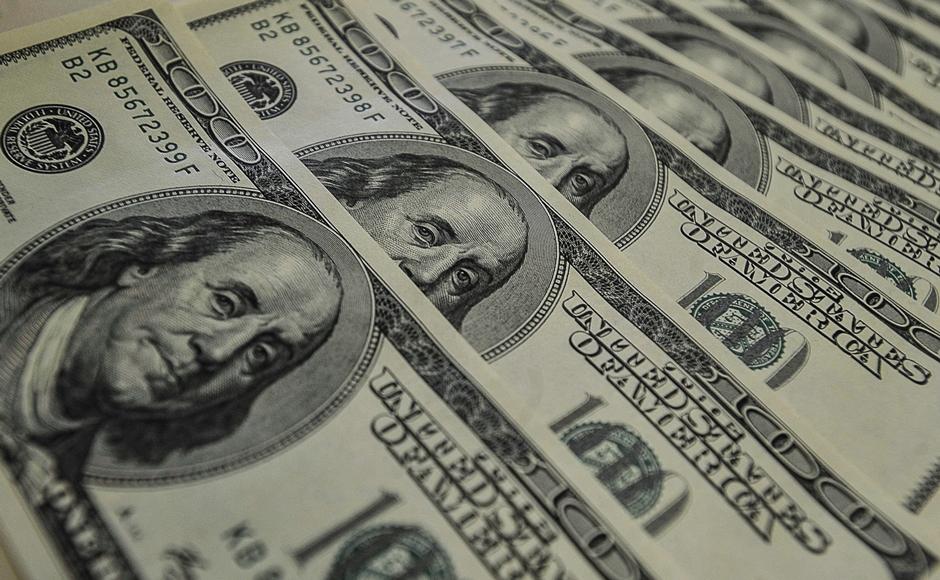 Projeção de dólar para fim de 2017 cai de R$ 3,50 para R$ 3,48