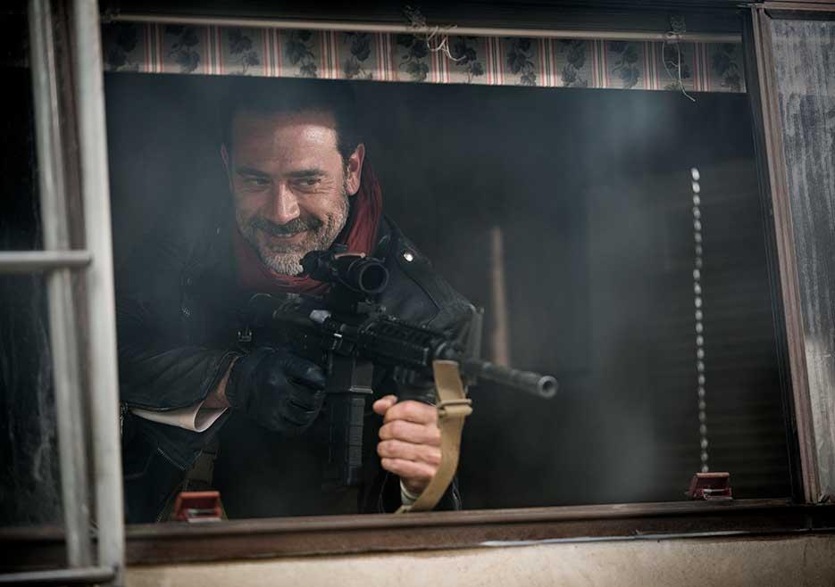 Criador de The Walking Dead acha que a série pode durar 12 temporadas