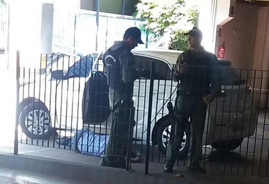 Homem com 14 passagens na polícia é baleado após trocar tiros com a PM