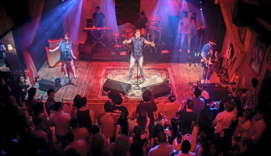 Banda Vértize volta ao palco do Bolshoi Pub