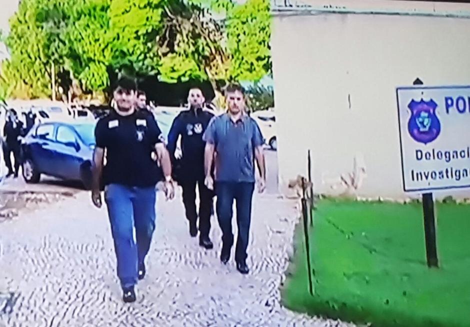 Polícia Civil prende suspeitos de participar do atentado contra o advogado Walmir Cunha