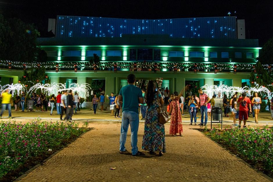 Confira cinco locais com as melhores decorações de Natal em Goiânia