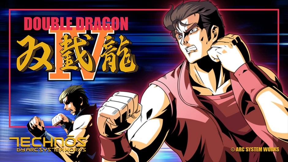 Double Dragon IV será lançado em janeiro