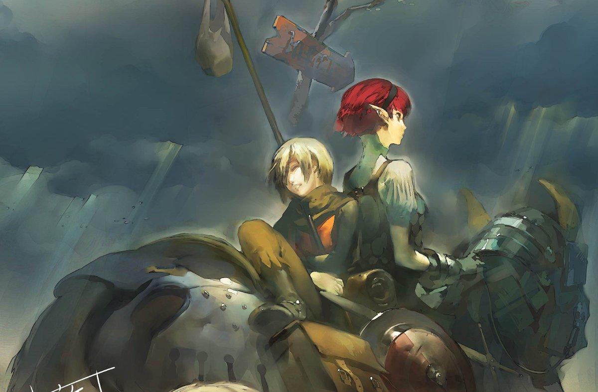 Criadores de Shin Megami Tensei anunciam novo RPG
