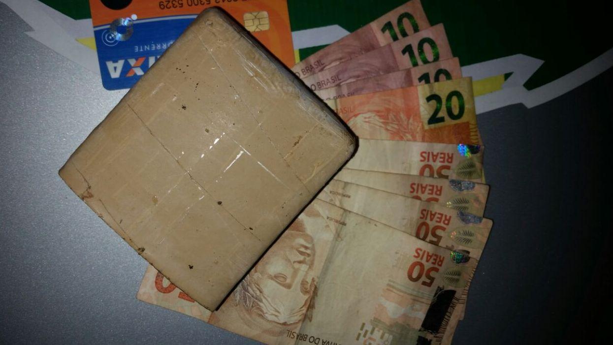 Dupla suspeita de roubos no Setor Campinas é presa pela PM