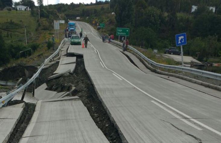 Chile não tem relato de mortes após terremoto; 4 mil deixam litoral