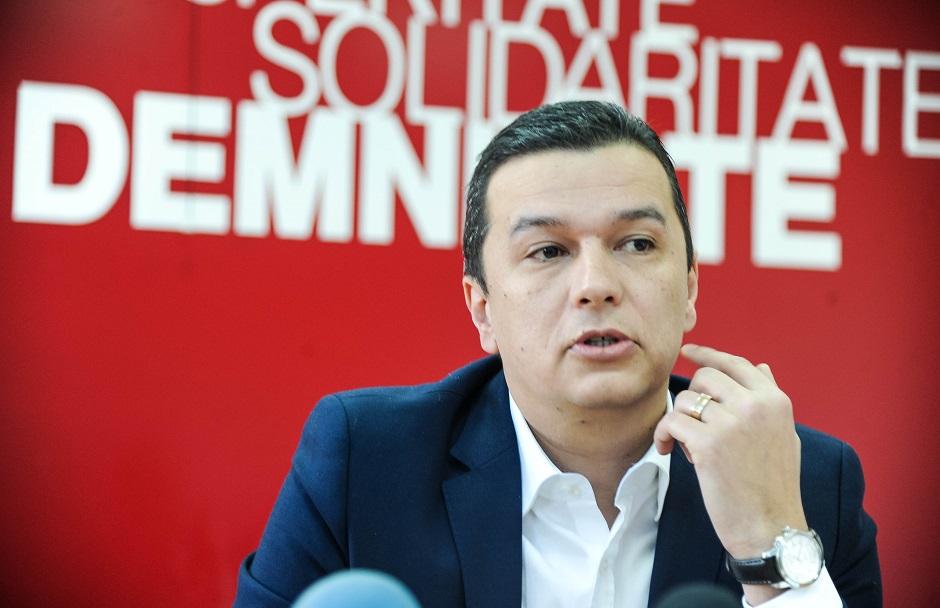 Presidente da Romênia nomeia Sorín Grindeanu como primeiro-ministro do país