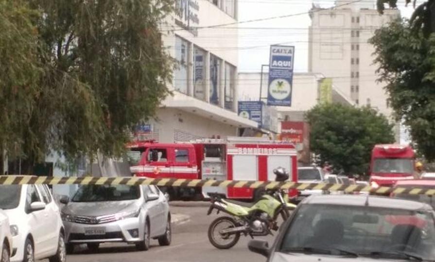 Mochila deixada nas proximidades da sede do MPF em Anápolis não continha explosivos