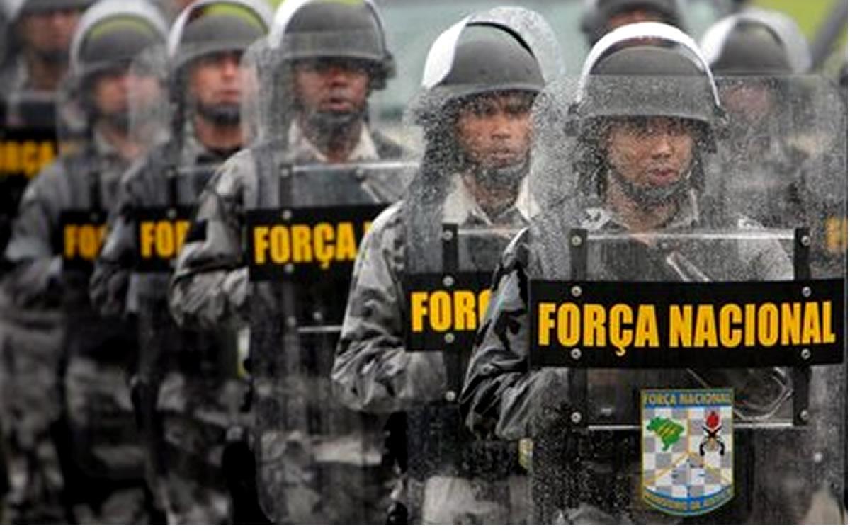 Inspirado no Simve, Governo Federal permite que policiais da reserva integrem a Força Nacional