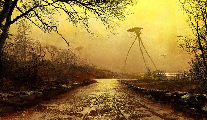 Obras de H.G. Wells passam a ser de domínio público este ano