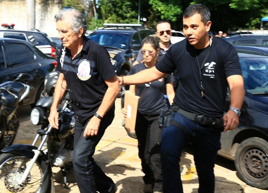PC tem provas do envolvimento de dois policiais federais no atentado contra advogado em Goiânia