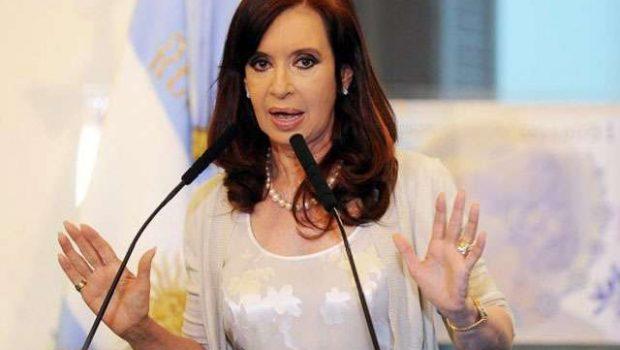 Cristina Kirchner anuncia candidatura à vice-presidência da Argentina