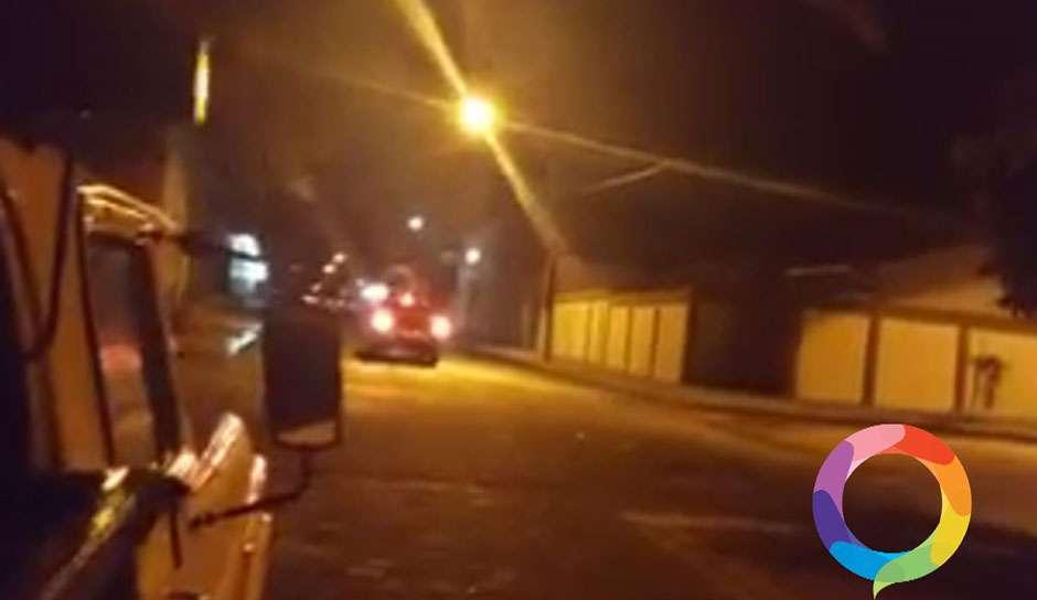Vídeo mostra o momento em que carro de advogada é atingido por tiros em São Miguel do Araguaia