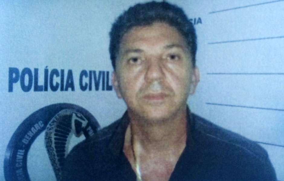 Polícia prende o 'Barão do tráfico' de Goiânia