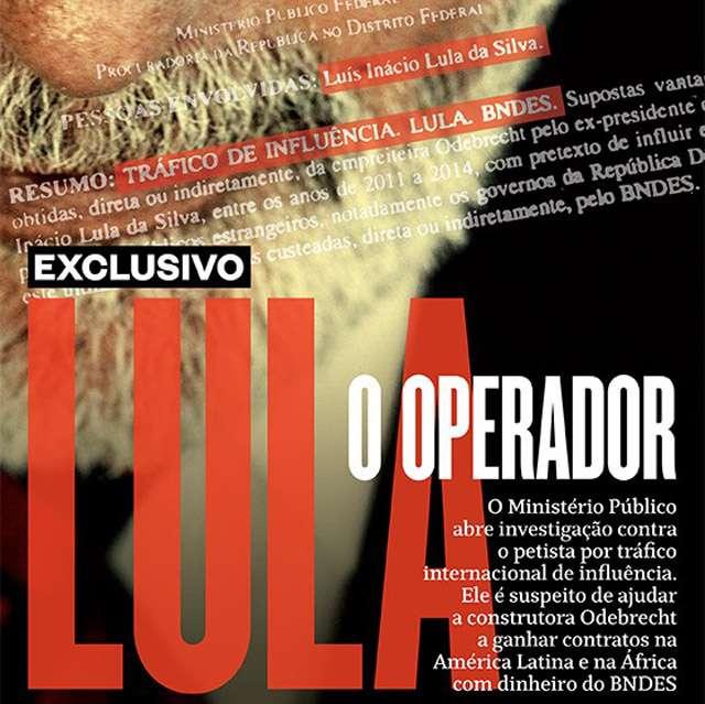 Lula é alvo de investigação do MPF por tráfico internacional de influência
