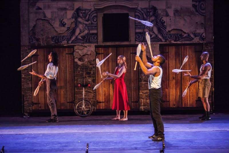 Espetáculo circense Rudá – Um Sonho Real chega a Goiânia